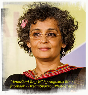 Arundhati Roy on Democracy