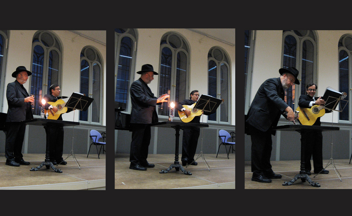 The <em>Havdalah</em> ceremony is a simple, meaningful way to bring the Sabbath to a close and welcome in the new week. - <em>by SL Wong</em>