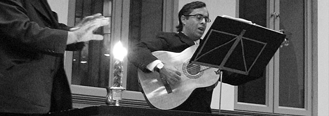 Cantor Teron Cohen  wonderfully demonstrated the beauty of Jewish music. - <em>by SL Wong</em>