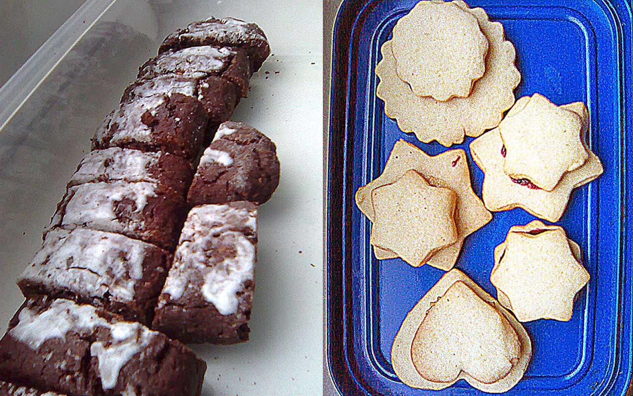 Christmas Cookies Translating Berlin