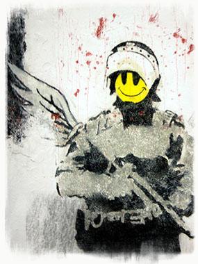 Beyond Banksy