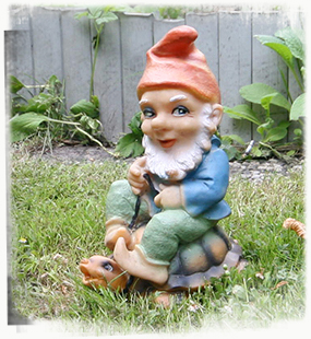 Conference of Garden Gnomes
