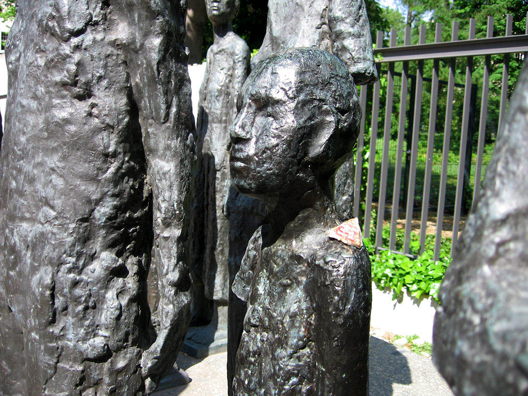 Children and adults are featured – and remembered – in the installation.  - <em>by SL Wong</em>