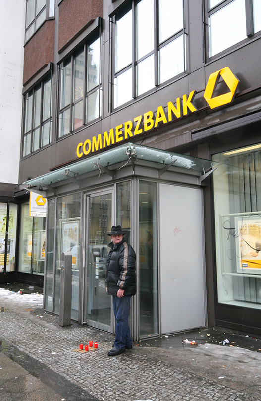 No. 76 was now a bank. <em>- by SL Wong</em>