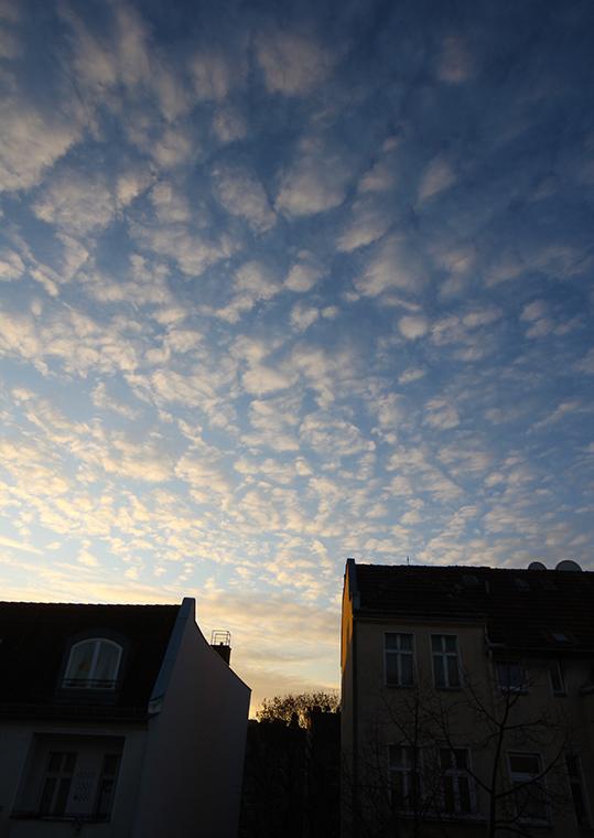 Dawn in Berlin - <em>by SL Wong</em>