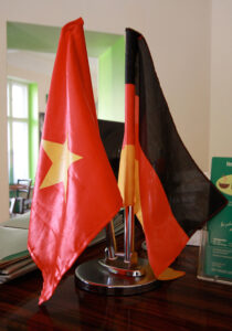 The history of Vietnamese in Germany is tied to Cold War divisions. - <em>by SL Wong</em>